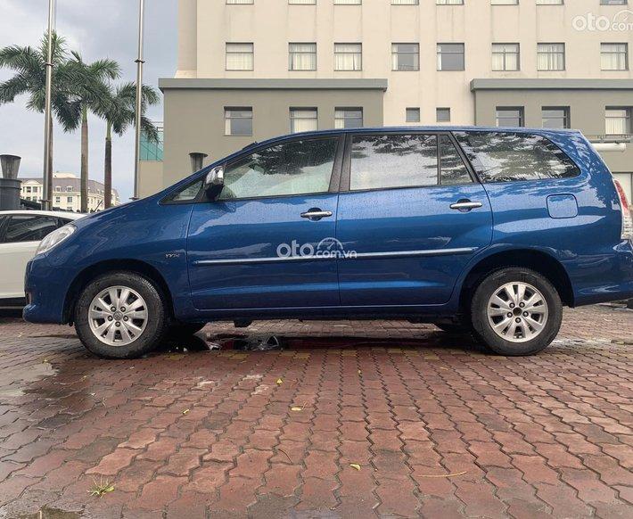 Bán Toyota Innova G sản xuất năm 2008, 275 triệu0