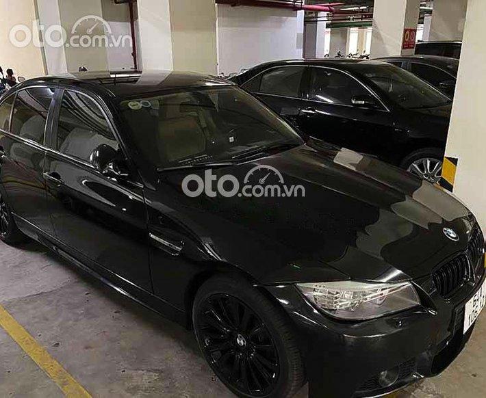 Bán ô tô BMW M3 năm 2010, màu đen, nhập khẩu còn mới0