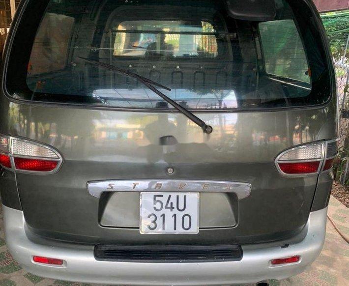 Xe Hyundai Starex năm sản xuất 2001, màu xám, nhập khẩu 0