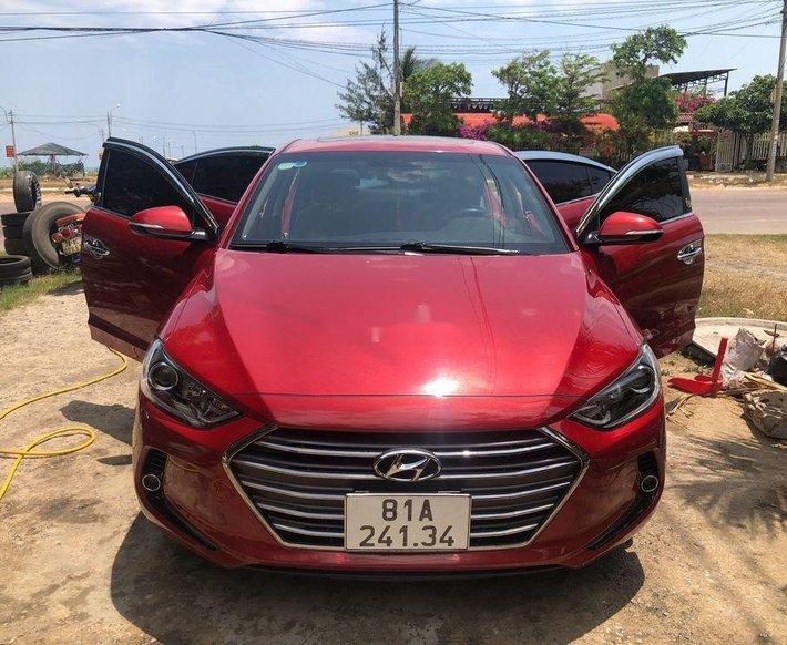 Xe Hyundai Elantra sản xuất 2019 còn mới0