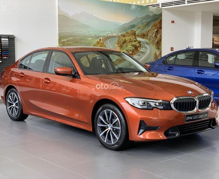 Bán xe BMW 320i Sportline nhập khẩu nguyên chiếc chính hãng, giá tốt hỗ trợ trả góp 80%0