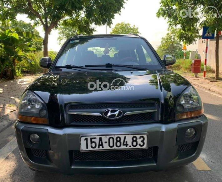 Bán Hyundai Tucson sản xuất 2009, màu đen, nhập khẩu Hàn Quốc0