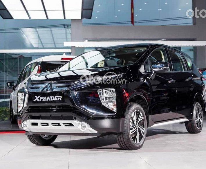 Bán xe Mitsubishi Xpander năm 2021, màu đen, 630 triệu0