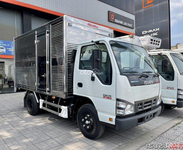 Xe tải Isuzu QKR tải trọng từ 1 - 2.9 tấn giá tốt nhất0