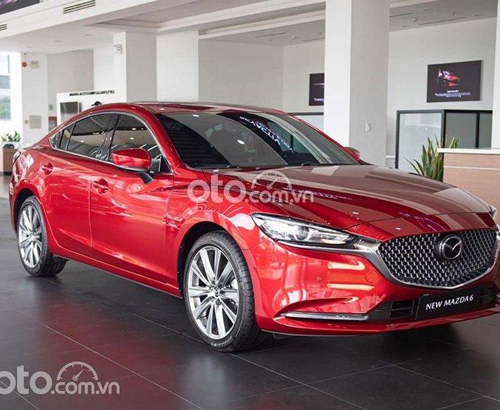 Bán Mazda 6 2.5L Signature Premium 2021 - ưu đãi 30tr đồng0
