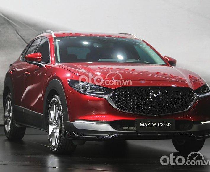 Bán Mazda CX-30 Premium sản xuất năm 2021, màu đỏ - Ưu đãi 10tr0