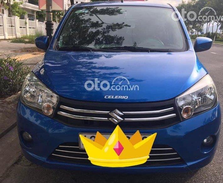Cần chuyển nhượng xe Suzuki Celerio 2018 màu xanh, 280tr0
