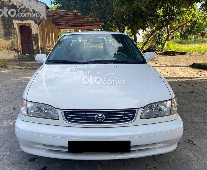 Bán ô tô Toyota Corolla 1999 xe gia đình, giá rẻ bất ngờ 100tr0