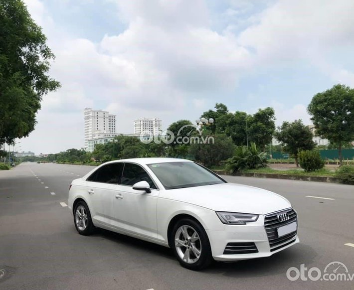 Audi A4 đời 2016, sedan cao cấp, giá yêu thương0