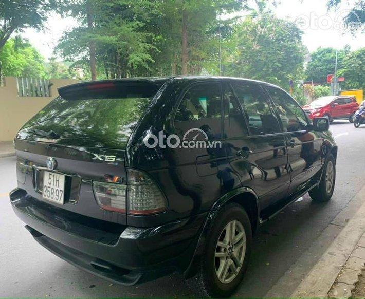 Cần bán xe BMW X5 năm 2005, màu đen, xe nhập, giá chỉ 286 triệu0