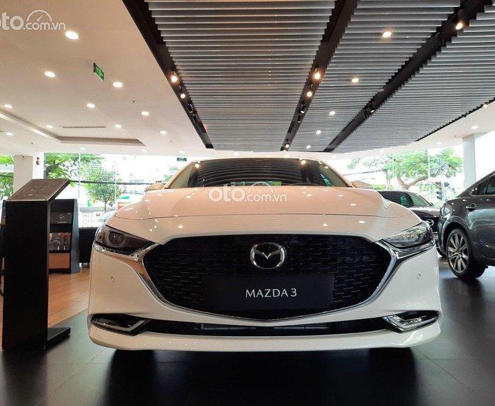 [Mazda HCM] new Mazda 2021 giảm trực tiếp tiền mặt, tặng BHVC, gói phụ kiện chính hãng0