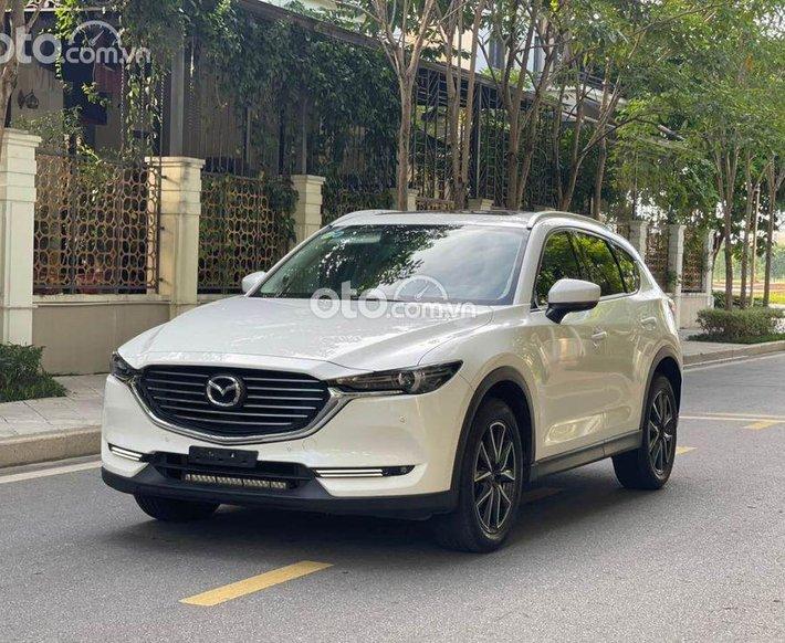 Bán Mazda CX 5 2.5AT năm 2018, màu trắng, giá chỉ 835 triệu0