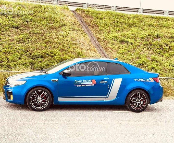 Xe Kia Cerato Koup đời 2010, màu xanh lam, xe nhập, giá chỉ 375 triệu0