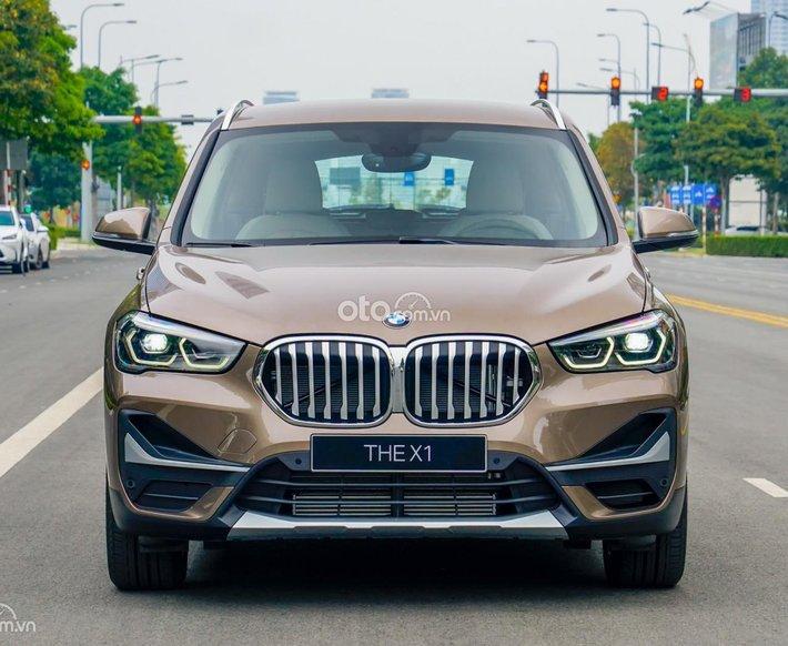 Bán xe BMW X1 2021, nhập khẩu Đức, xe mới 100%, giá tốt, hỗ trợ trả góp 80%0
