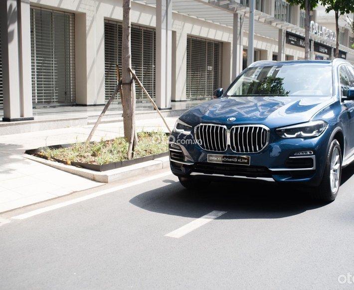 Bán xe BMW X5 Xline, nhập khẩu Mỹ, xe mới 100% giá tốt, hỗ trợ trả góp 80%0