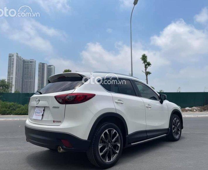 Bán xe Mazda CX 5 đời 2016, màu trắng như mới, giá chỉ 695 triệu0