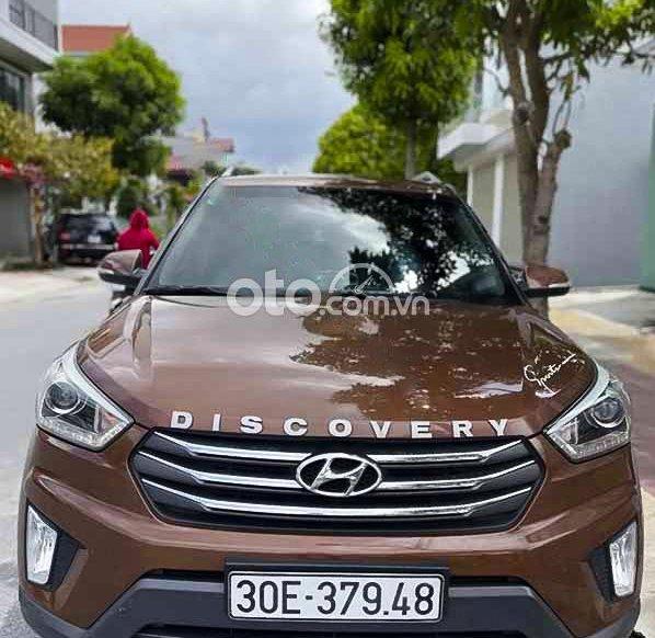 Xe Hyundai Creta 2016, màu nâu, xe nhập chính chủ0