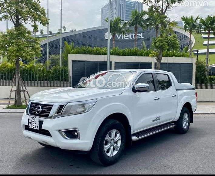 Cần bán Nissan Navara năm sản xuất 2017, màu trắng, giá 525tr0