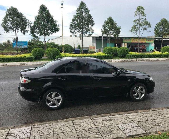 Bán Mazda 6 năm 2005, màu đen chính chủ0
