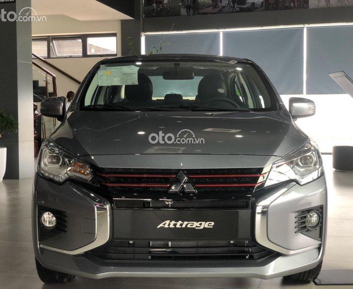 Bán Mitsubishi Attrage 2021 tặng 24tr tiền mặt kèm quà tặng giá trị0