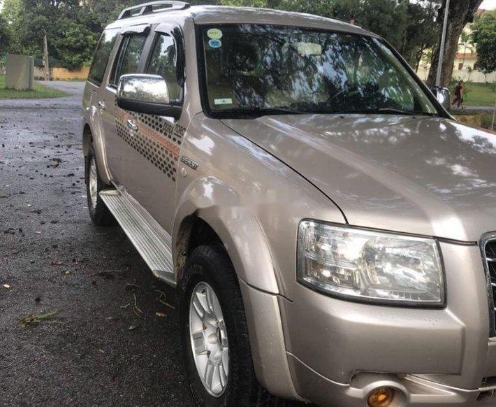 Cần bán lại xe Ford Everest năm sản xuất 2008 còn mới, giá chỉ 235 triệu0