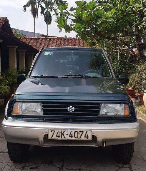 Bán Suzuki Vitara năm 2004, nhập khẩu còn mới0