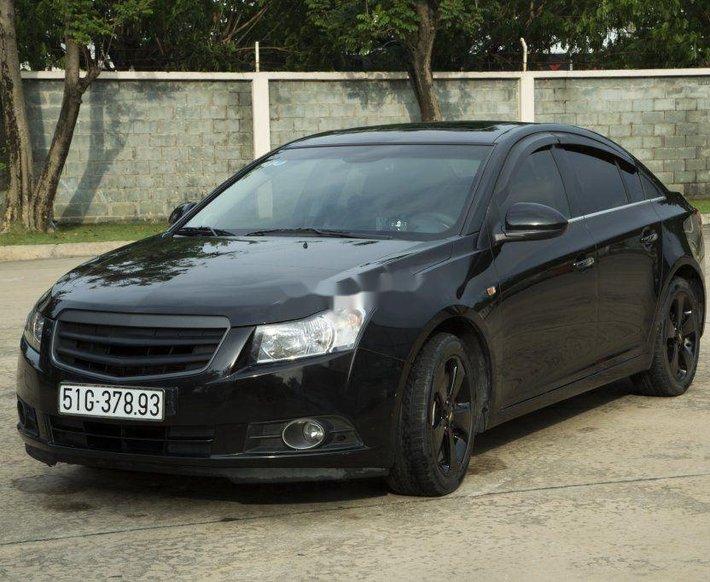 Xe Chevrolet Lacetti đời 2009, màu đen, nhập khẩu còn mới, 230tr0