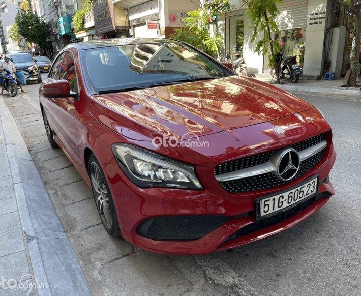 Cần bán gấp Mercedes CLA250 sản xuất 2016, đăng ký 20180