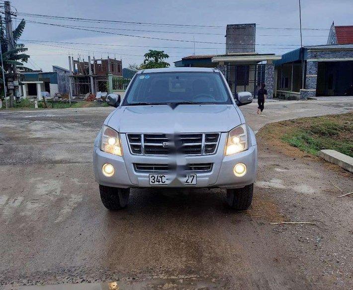 Xe Isuzu Dmax sản xuất 2007, nhập khẩu nguyên chiếc, giá 210tr0