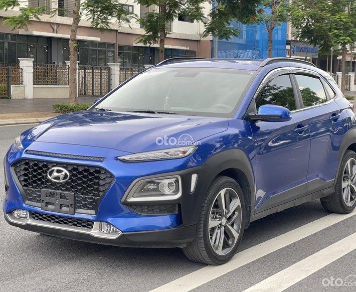 Cần bán xe Hyundai Kona 2.0AT đặc biệt năm 2019 siêu lướt full bảo dưỡng chính hãng0