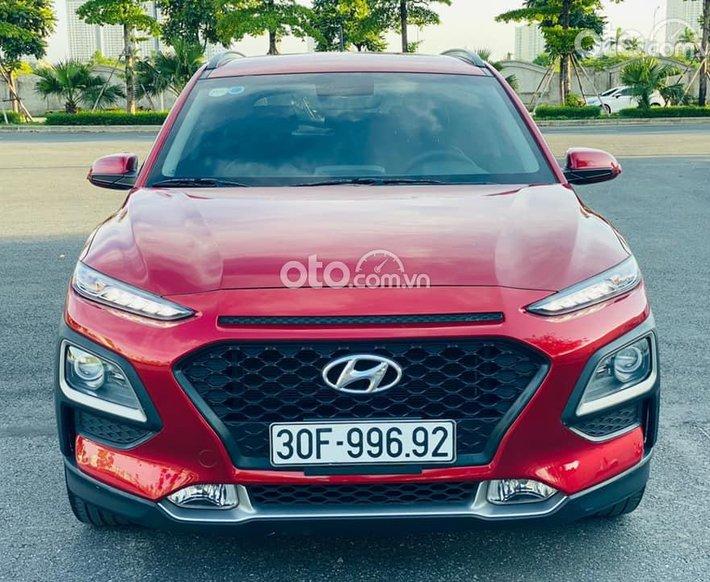 Cần bán gấp Hyundai Kona 2.0AT đời 2019, màu đỏ0