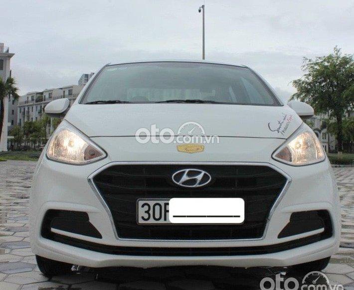 Cần bán xe Hyundai Grand i10 đời 2018, màu trắng số sàn, 305 triệu0
