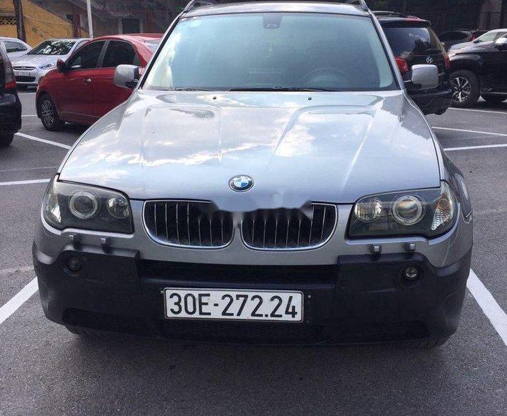 Bán xe BMW X3 đời 2006, nhập khẩu giá cạnh tranh0