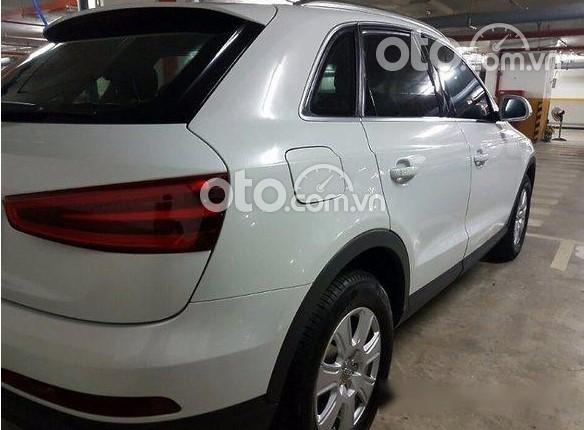 Audi Q3 đời 2012, màu trắng, nhập khẩu như mới0