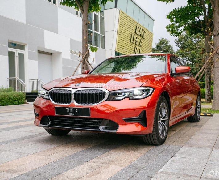 Bán xe BMW 320i Sport line nhập khẩu Đức chính hãng, giá tốt hỗ trợ trả góp 80%0