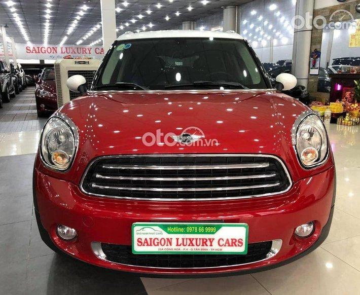Cần bán Mini Cooper Coutryman năm sản xuất 2015, màu đỏ, xe nhập0