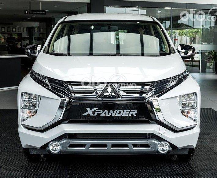 Bán xe Mitsubishi Xpander đời 2021, màu trắng0