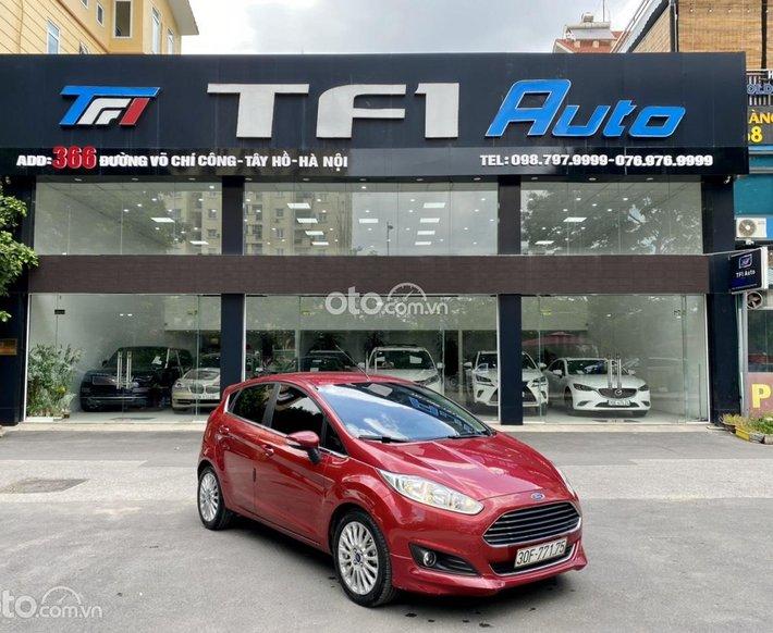 Bán xe Ford Fiesta EcoBoost năm sản xuất 20160