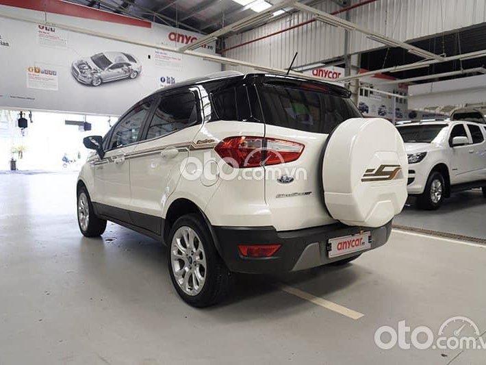 Cần bán lại xe Ford EcoSport sản xuất 2018, màu trắng0