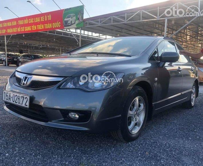 Bán xe Honda Civic sản xuất năm 2011 chính chủ, giá chỉ 345 triệu0