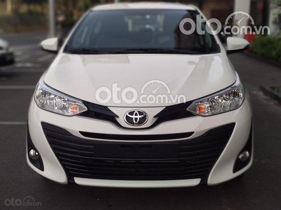Toyota Vios E 2021 giảm 50% phí trước bạ + nhiều ưu đãi khác, xe có sẵn giao ngay0
