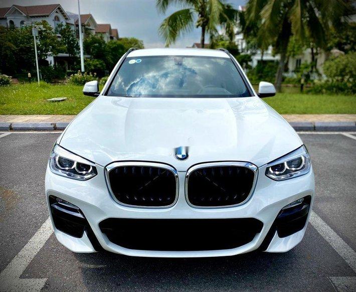 Cần bán xe BMW X3 đời 2019, màu trắng, nhập khẩu nguyên chiếc0