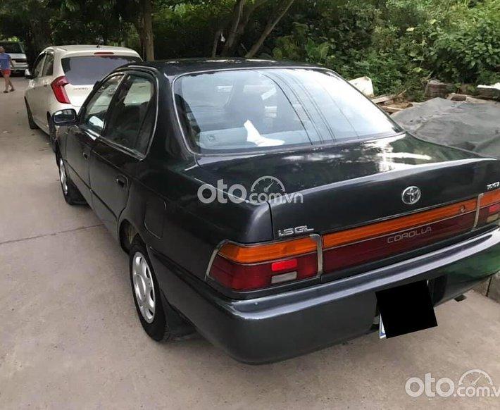 Bán Toyota Corolla 1997, xe thanh lý cơ quan, giá chỉ 100tr0