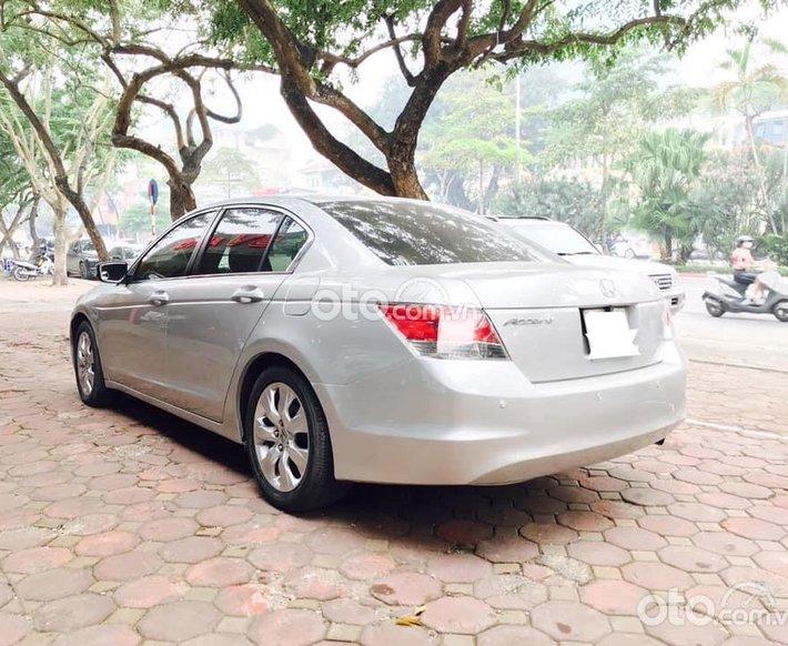 Xe Honda Accord 2.4AT 2007 xuất Mỹ, giá cả thương lượng0