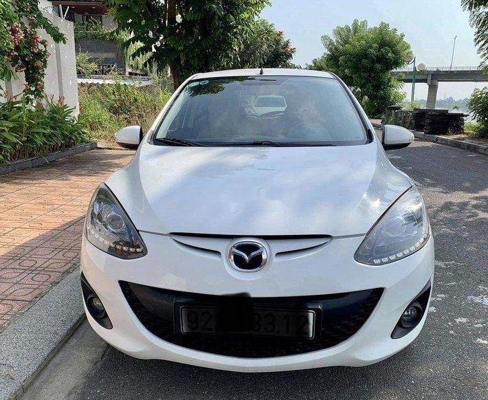 Xe Mazda 2 2014, màu trắng chính chủ, giá tốt0