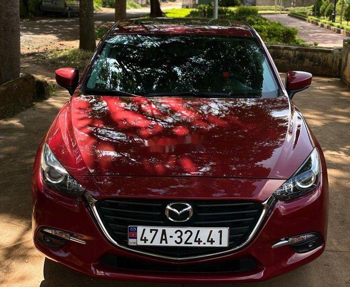 Cần bán lại xe Mazda 3 đời 2018, màu đỏ chính chủ0