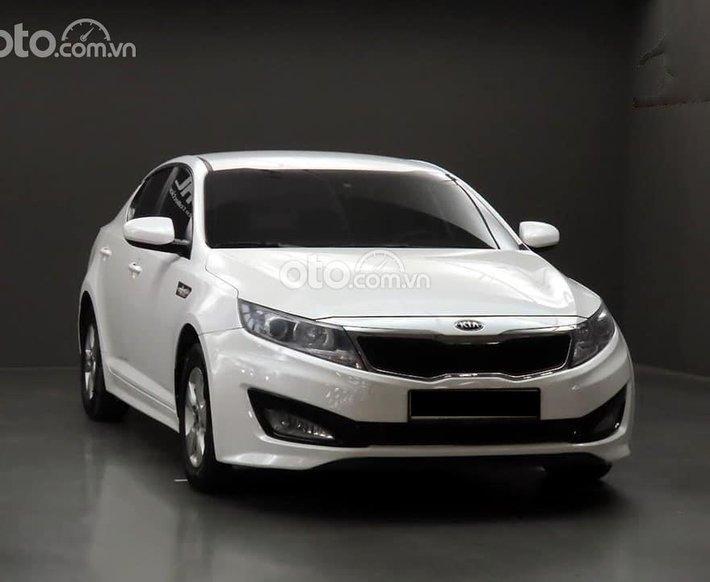 Xe Kia K5 2013, màu trắng, xe nhập Hàn Quốc, 450tr0