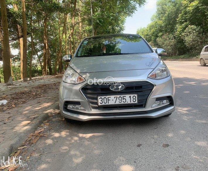 Cần bán Hyundai Grand i10 đời 2019, biển Hà Nội siêu đẹp. Hỗ trợ bank 75 %0