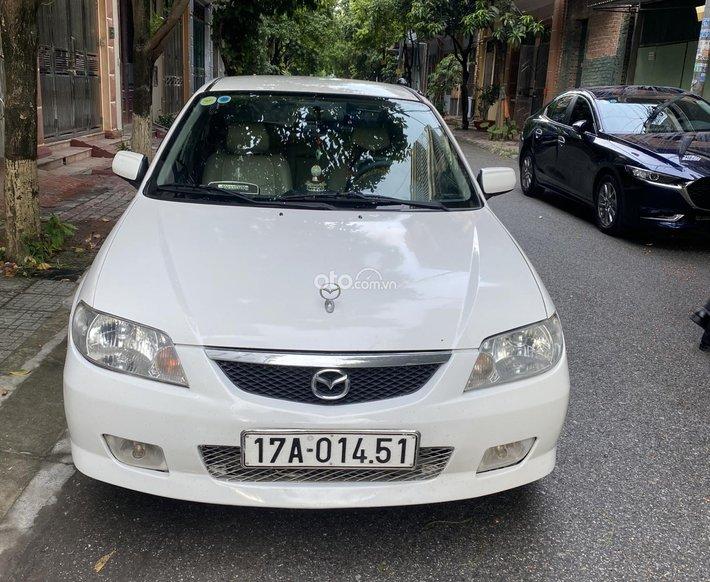 Bán Mazda 323 năm sản xuất 2003, giá chỉ 115tr0