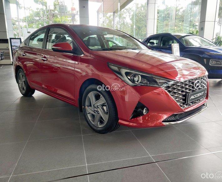 Hyundai Accent 2021 - xe và giấy tờ giao ngay - trả góp 85% - hỗ trợ nợ xấu, khó chứng minh tài chính - Hyundai Hà Đông0